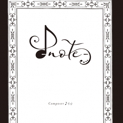 ♪ -note-